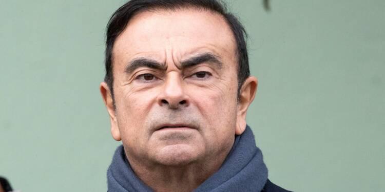 Carlos Ghosn inculpé dès lundi ?