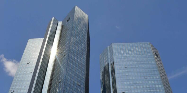 Deutsche Bank pourrait basculer dans le rouge en 2019