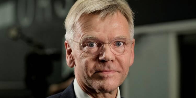 Le conseil de Danske Bank nomme le candidat de Maersk à la présidence