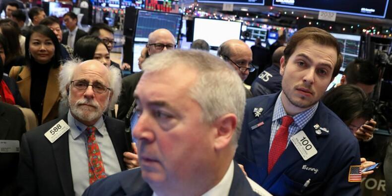 Wall Street rebondit en fin de séance, le Nasdaq en hausse