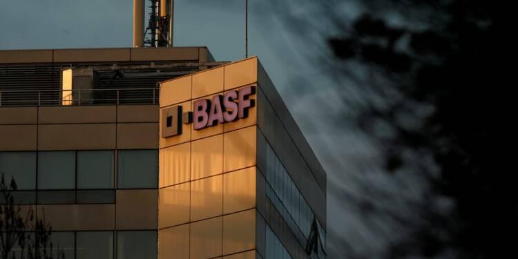 BASF revoit à la baisse ses prévisions 2018