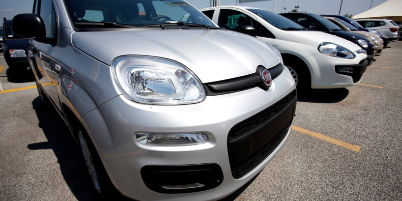 Fiat Panda : zéro pointé au crash test !