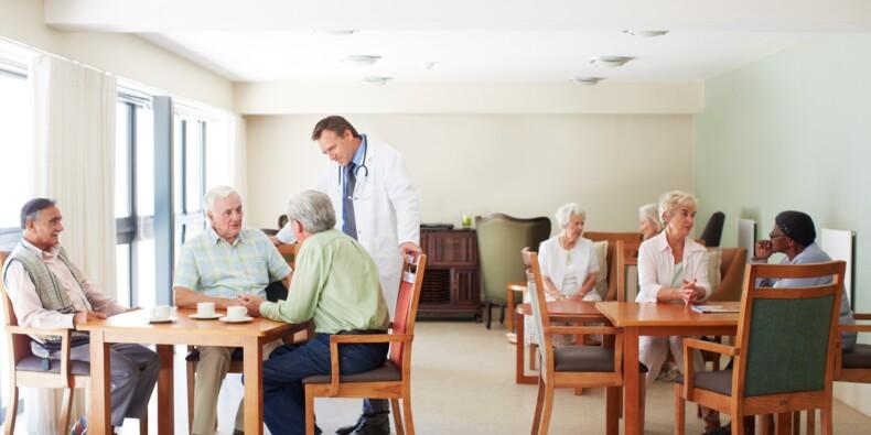 Maisons de retraite : les établissements les plus chers et les moins chers dans votre département