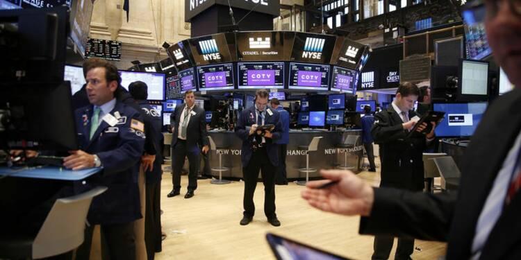 Wall Street en nette hausse, regain d'espoirs sur le commerce