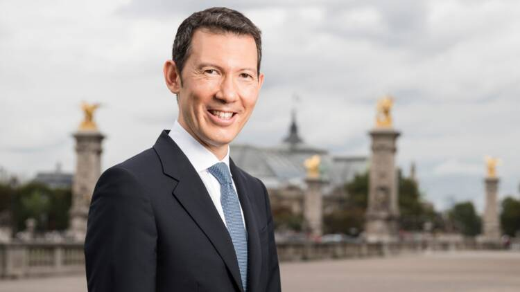 Son bizutage, son salaire en or... les petits secrets de Benjamin Smith, nouveau DG d'Air France-KLM