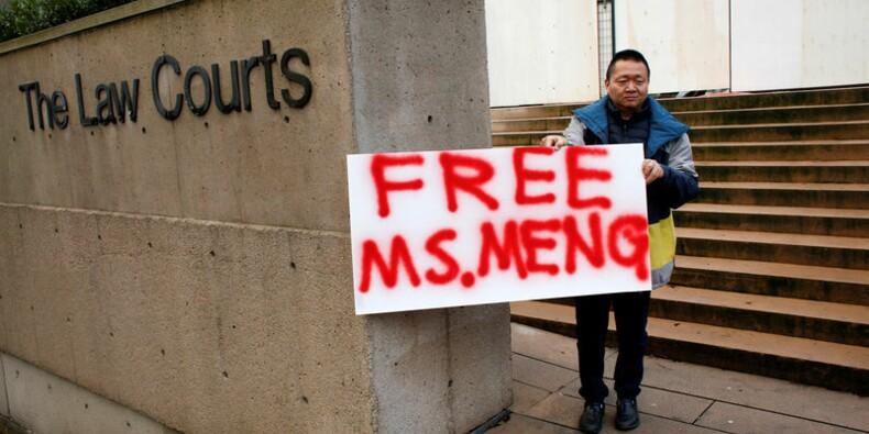 Huawei: L'audience de remise en liberté sous caution de Meng ajournée