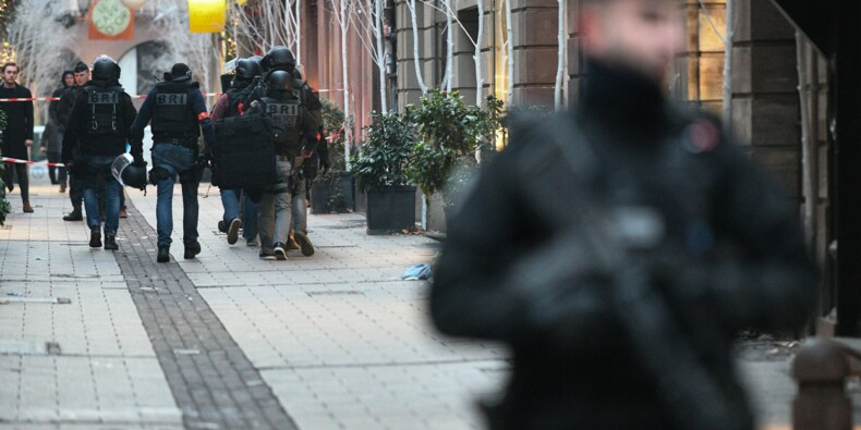 Attentat de Strasbourg: trois morts et 13 blessés selon un nouveau bilan de la préfecture