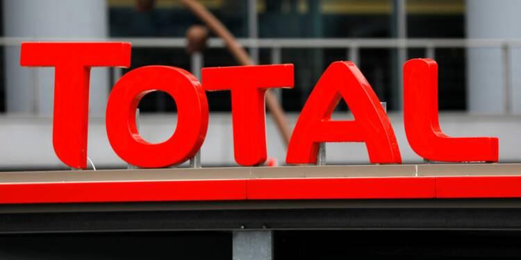 Total: Hausse des salaires de 3,1%, prime de 1.500 euros