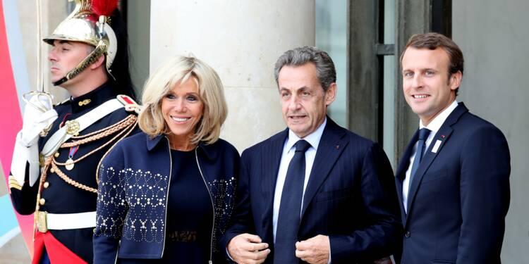 L'entente cordiale entre Emmanuel Macron et Nicolas Sarkozy
