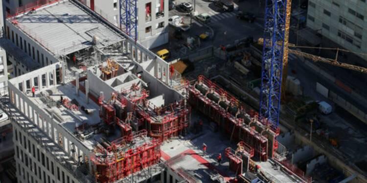 Le secteur du bâtiment ralentira encore en France en 2019
