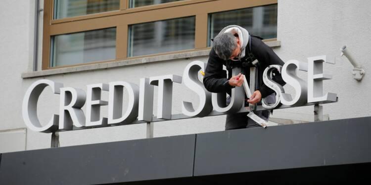 Credit Suisse tourne la page de sa restructuration et rachète des actions