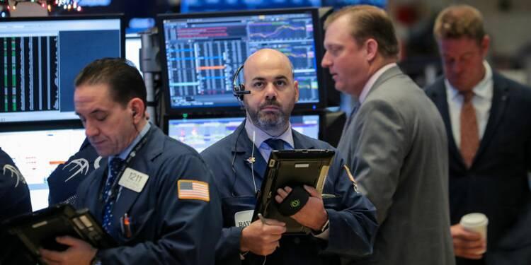 Wall Street finit sans tendance, les inquiétudes demeurent