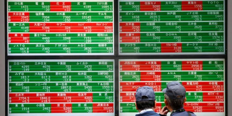 Tokyo finit en hausse de 0,99%