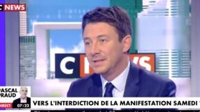 """Benjamin Griveaux fustige Marine Le Pen et Jean-Luc Mélenchon pour leur soutien à """"l'acte V"""" de la manifestation des gilets jaunes"""