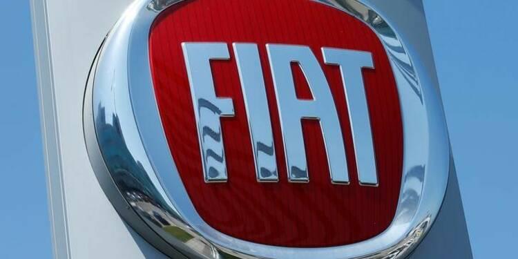 Fiat réviserait ses investissements si la taxe carbone augmentait