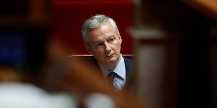 """Bruno Le Maire se dit """"écoeuré"""" par Ford"""