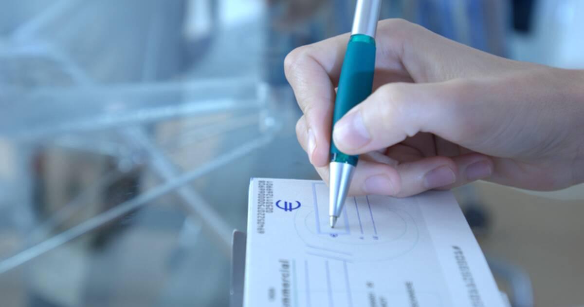 Cheque Sans Provision Que Faire Capital Fr