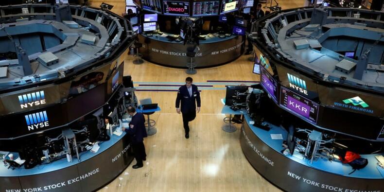 Wall Street recule à l'ouverture, la croissance mondiale inquiète