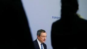 Draghi prévient le Conseil européen que la croissance ralentit