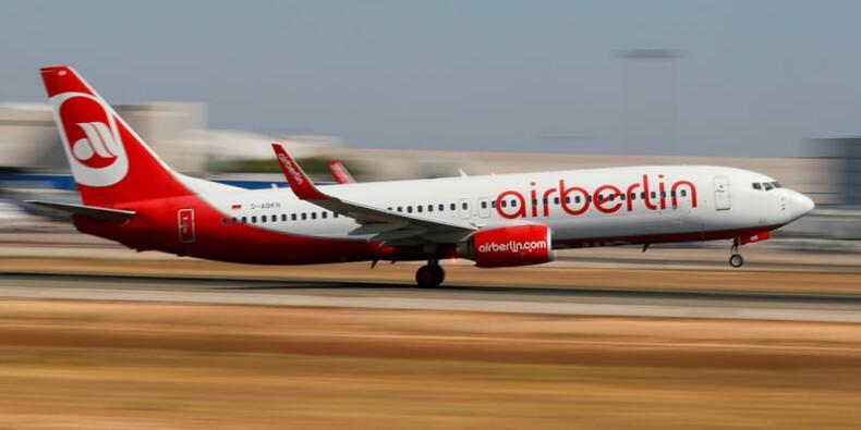 L'administrateur d'Air Berlin réclame 2 milliards d'euros à Etihad