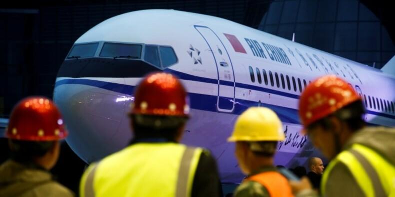 Chine: Boeing ouvre sa première usine de 737 malgré la guerre US