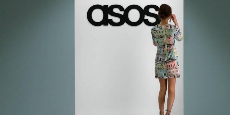ASOS avertit sur ses annuels et fait baisser toute la mode en ligne