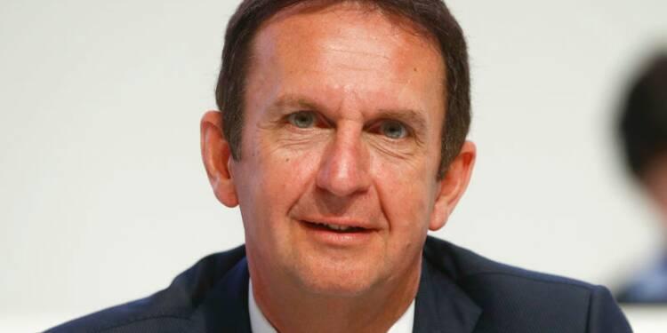 Henkel n'a pas de projet de scission, selon son PDG