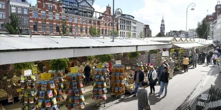 Pays-Bas: La croissance ralentira à 1,7% en 2019, selon la banque centrale