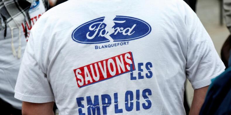 Les salariés de Ford Blanquefort veulent encore y croire