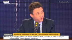 """""""Péages gratuits"""" des Gilets jaunes  : Benjamin Griveaux tacle Vinci, qui veut faire payer les automobilistes"""