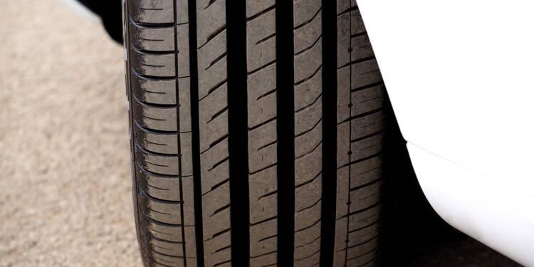 Ecologique, connecté... les manufacturiers préparent le pneu du futur