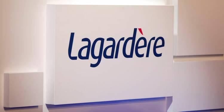 L'activiste Amber Capital dépasse les 5% du capital de Lagardère