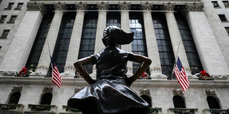 Wall Street tente un rebond en attendant la Fed