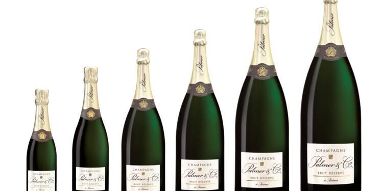Champagne Palmer : les secrets de ses bouteilles XXL