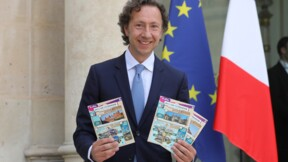 Stéphane Bern s'insurge contre la taxation de son Loto du patrimoine