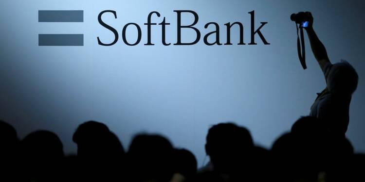 La division télécoms de SoftBank chute pour ses débuts en Bourse