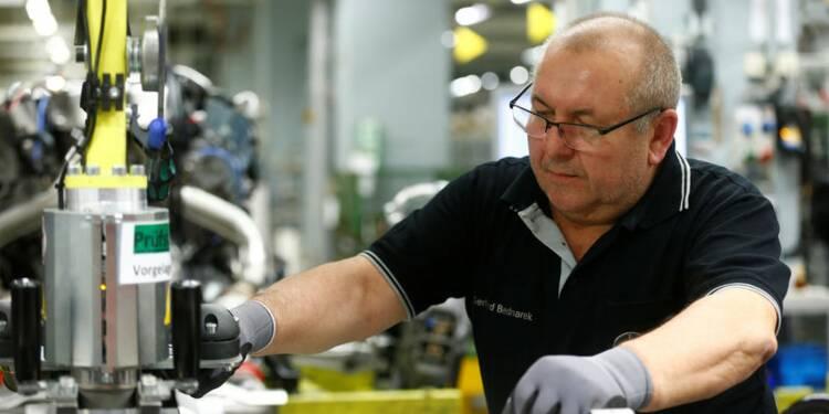 Allemagne: Prix producteurs en hausse de 0,1% en novembre