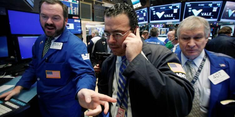 Wall Street ouvre en hausse prudente avant la Fed