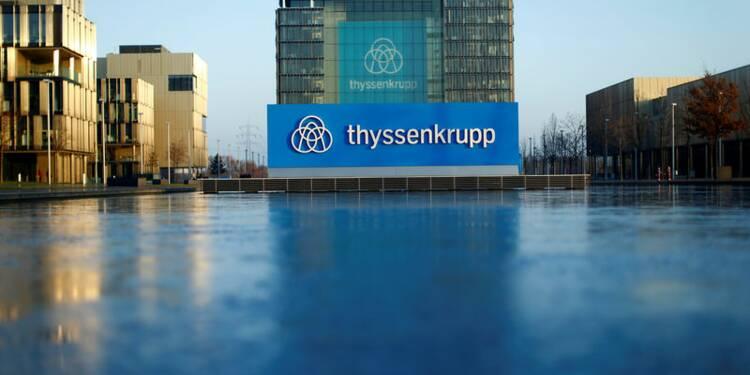 Thyssenkrupp choisit une femme pour la présidence de son conseil