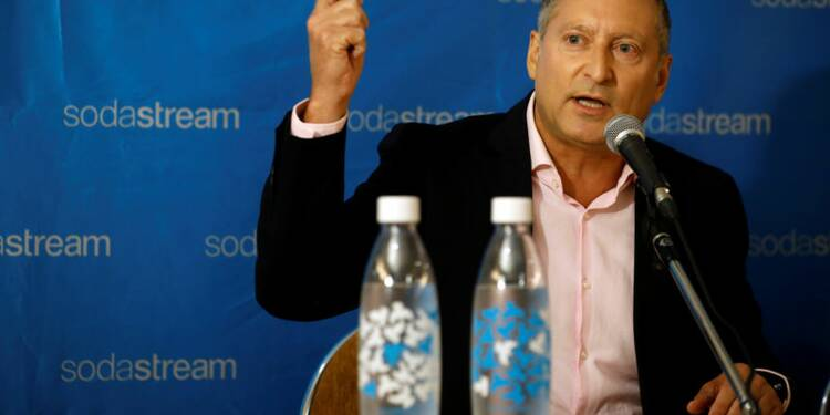 SodaStream (Pepsico) va ouvrir une usine à Gaza