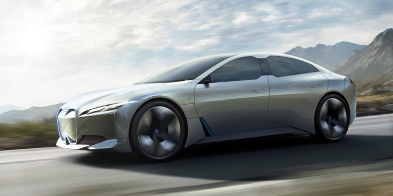 BMW à fond vers la voiture électrique