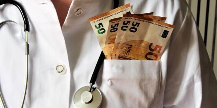 Les salaires en or des médecins intérimaires de Valence