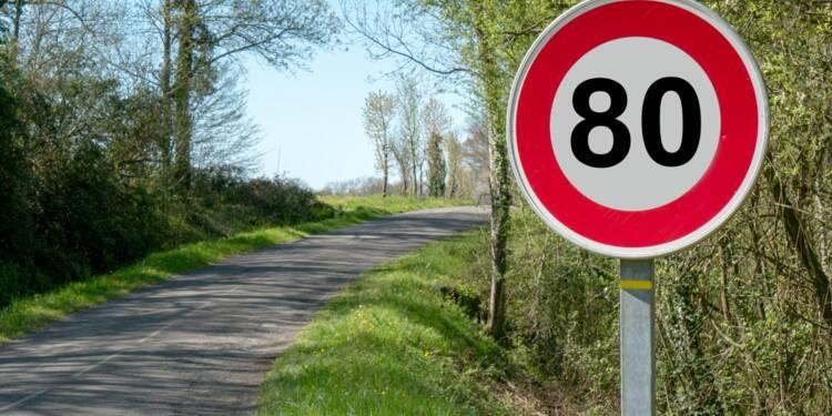 Limitation à 80 km/h : un premier bilan très mitigé