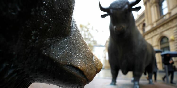 Les Bourses européennes en nette baisse après les décisions de la Fed