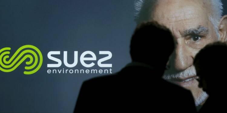 Suez: Camus nommé directeur général, la présidence en suspens