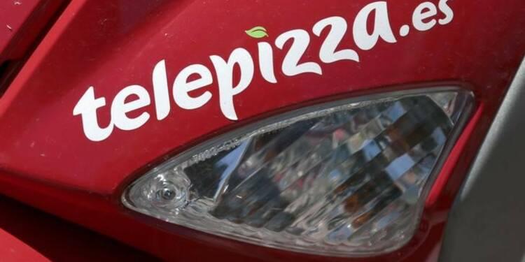 KKR lance une offre de rachat de 431,7 millions d'euros sur l'espagnol Telepizza