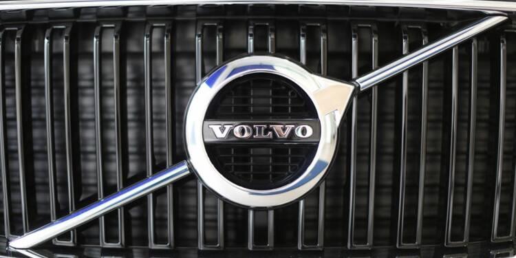 Un fonds suédois se retire de Volvo Cars en l'absence d'IPO