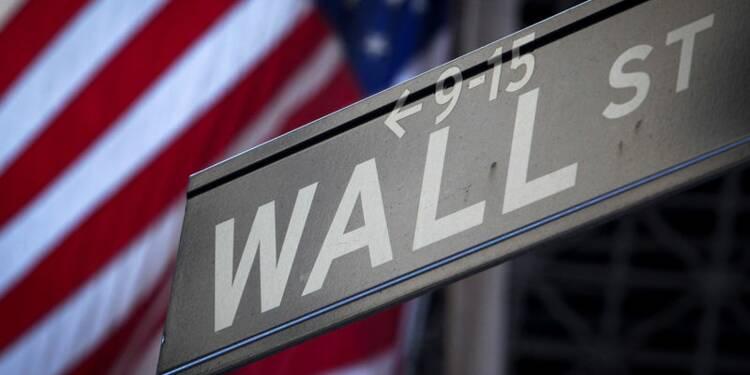 """Wall Street monte, le PIB l'emporte sur le risque de """"shutdown"""""""
