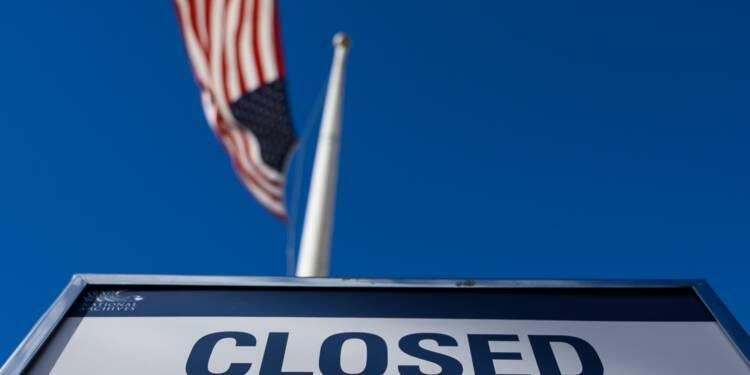 Etats-Unis: troisième journée de shutdown, à la veille de Noël