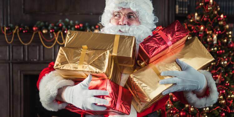 Les Pères Noël low-cost ne plaisent pas à tout le monde